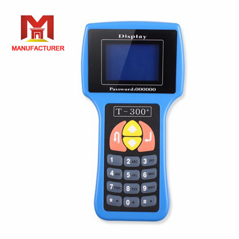 Free shipping promotion Top-Rated T 300 T-300 T300 key programmer Newest version V16.08 universal car key transponder(China (Mainland))