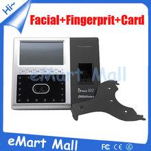 Livraison gratuite !!! la reconnaissance du visage fréquentation à temps avec contrôle d'accès iFace302 / carte IC / carte 13,56(China (Mainland))