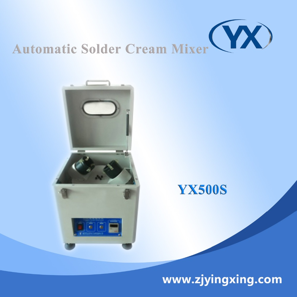 YX500S Automatic soldering solder paste mixer Wave Soldering Machine(China (Mainland))