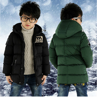 2015 Kids Girls Winter Coat Down&amp;parkas Warm Jacket Cotton-padded Clothes Children Winter Outwear  Kids Winter Coat Boys<br><br>Aliexpress