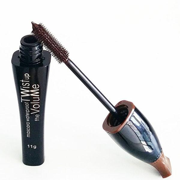 Chegada nova impermeável Mascara Curling Mascara cílios maquiagem cosméticos charme charme