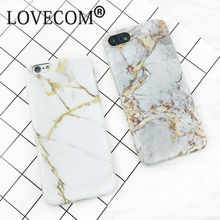 Buy New Arrival Marble Phone Case iPhone 6 7 Case Marble Stone Painted Cover iphone 6 6S 7 Plus Soft IMD Phone Back Coque for $2.20 in AliExpress store