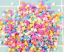 20g Slime accessories Clay Sprinkles decoration For Slime Filler DIY slime Supplies charm chocolate snow forMud Particles Toy(China)