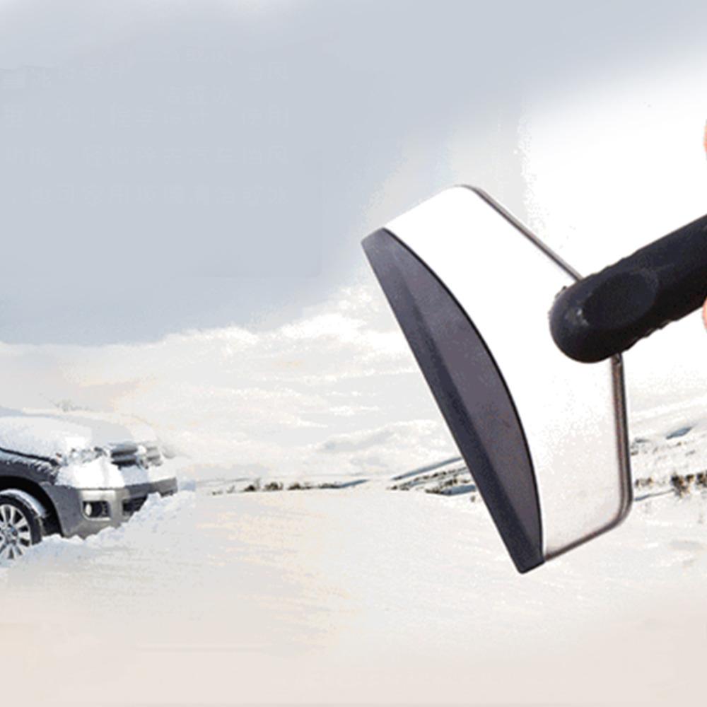 Edfy новый мини-автомобиля скребок / снег для удаления аварийного лопата авто чистый инструмент цвет черный новый падения доставкой