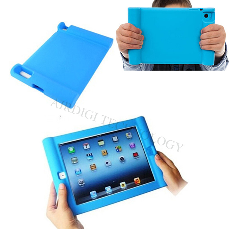 Protective Shockproof Silicone Case iPad Mini 1/2/3 Drop Proof Cover Home Children Kids - AIRDIGI TECHNOLOGY CO., LIMITED store