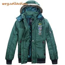 AERONAUTICA MILITARE coat,Italy brand jackets,winter jacket MAN clothes,thermal clothing S,M,L,XL Free Shipping