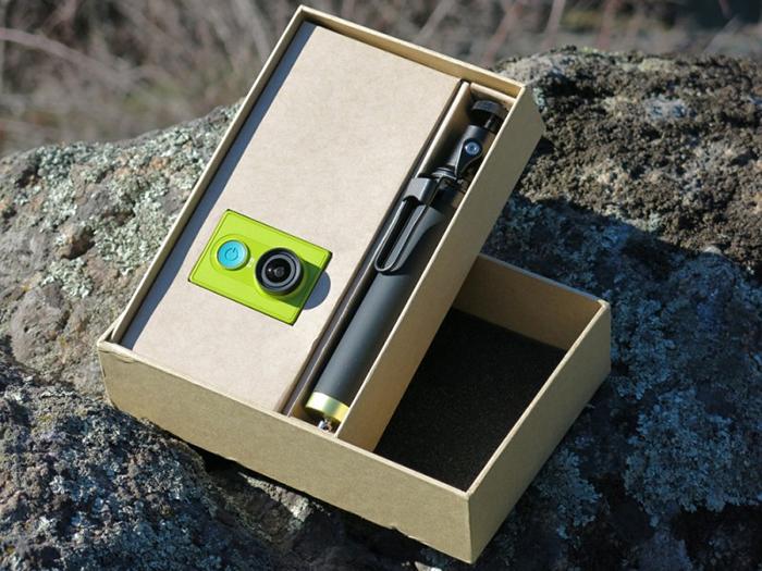 Original Xiaoyi yi Action Sports Camera Xiaomi WiFi Mi Sport Camera 16MP 60FPS WIFI Ambarella Bluetooth