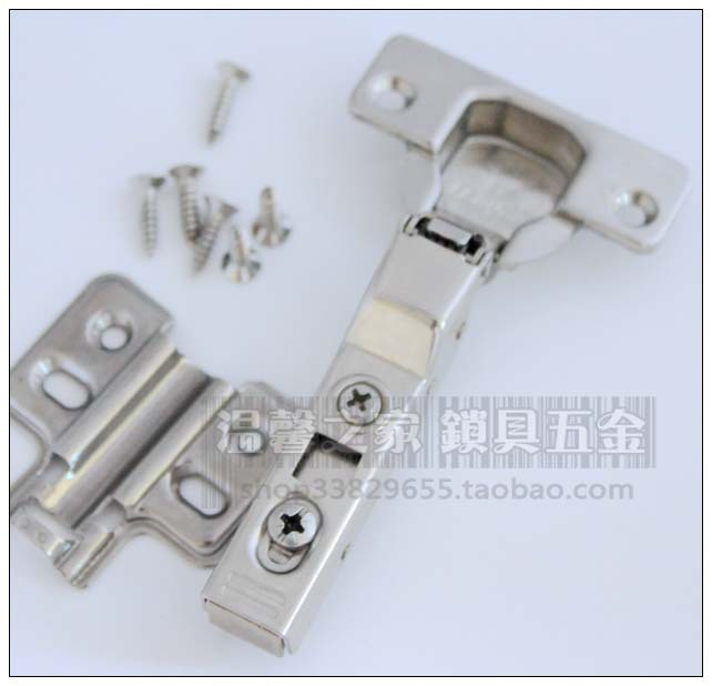 [Red crown] Sky 268 stainless steel hydraulic quick damping hinge / buffer hinge / hydraulic hinge / Bending(China (Mainland))