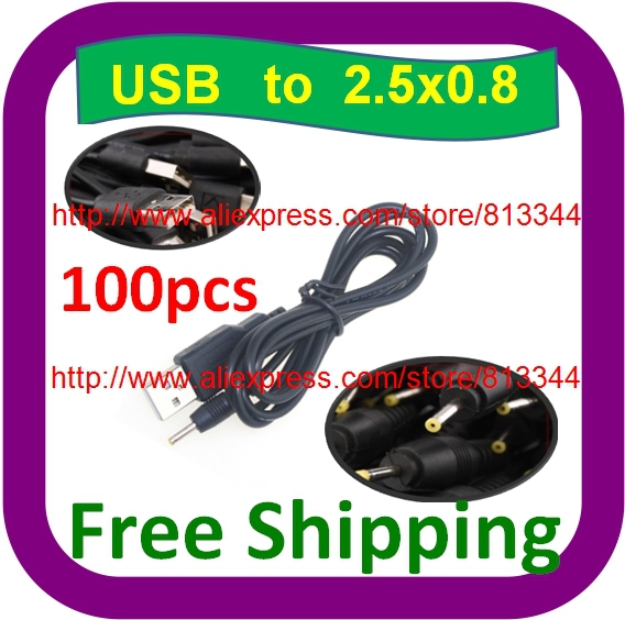 100 pcs Free Shipping 5V 2A USB Cable Lead for NOVO9 Firewire, PIPO M9 Ampe A10 Sanei N10 3G Tablet PC<br><br>Aliexpress