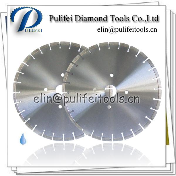 16''/400mm Diamond Hard Granite Cutting Saw Blade Diamond Segment H15mm (good quality)(China (Mainland))