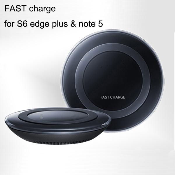 [해외]갤럭시 S6 에지 G9280 갤럭시 노트 5 패드 무선 충전기 지원..