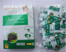 New comes Slimming plum beauty fruit detox plum Weight loss detox plum 20 GRAINS PER BOX