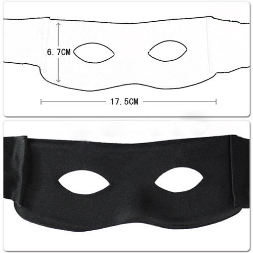 Bandit Eye Mask Eye Mask Costume Mask