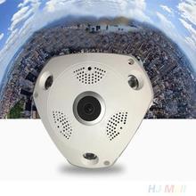 HD 1280*960 Wifi Wireless 360 degrees Fisheye Network IP Camera Security Night Vision(China (Mainland))