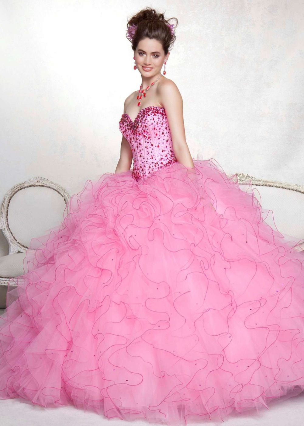 Online Get Cheap Pink and Blue Ball Gown -Aliexpress.com | Alibaba ...