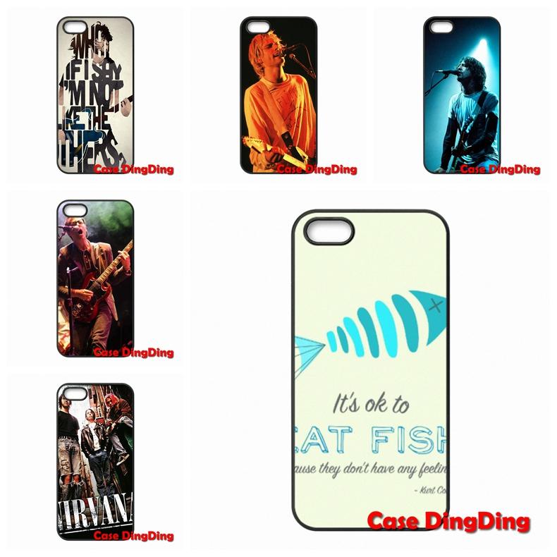 Hard Cover Case cute case Rock Band Nirvana For Sony Xperia Z Z1 Z2 Z3 Z4 Z5 Premium compact M2 M4 M5 C C3 C4 C5 E4 T3(China (Mainland))