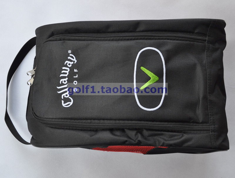 FREE SHIPPING 2014 Brand New Golf Shoes Bags, Golf Shoes Package, High-grade Nylon Material, Light and Practical 3 Colors(China (Mainland))