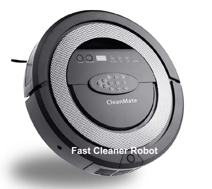 2015 New Arrival Robotic vacuum cleaner,Never tangel hair,spot clean,autocheck dust,schedule work,HEPA Filter,Sonic-Wall(China (Mainland))