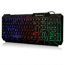 Newest Backlight Wired LED Backlit Gaming Keyboard Computer Gaming Keyboard for PC Notebook Laptop