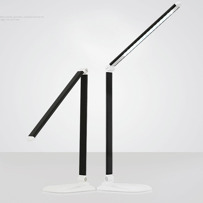5W Shelf table Lamp LED Laptop and Dorm Room Accessory, 3-Level Control Panel, dimmer lights Adjustable sensor desk Light(China (Mainland))