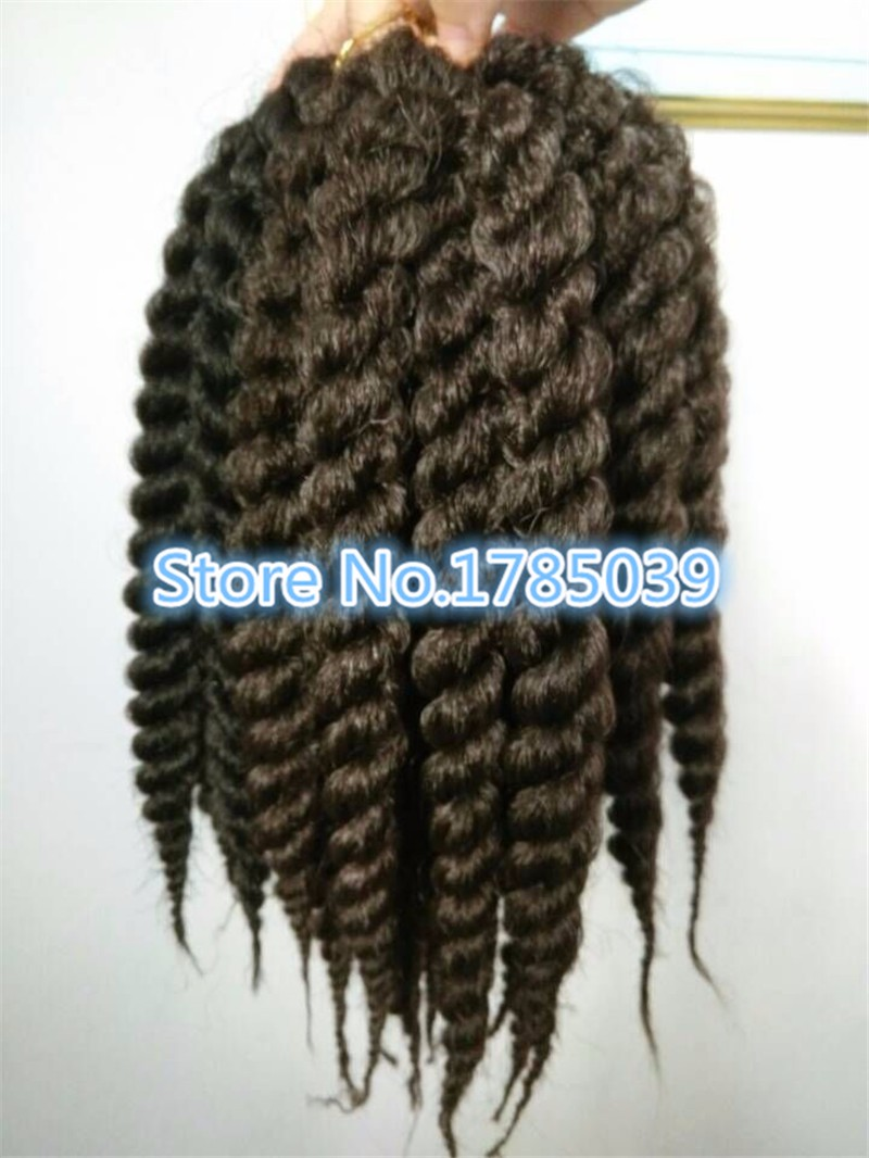 Crochet Braids Pack : new premium Havana Mambo Twist Crochet Braid Hair 24 100g/pack ...