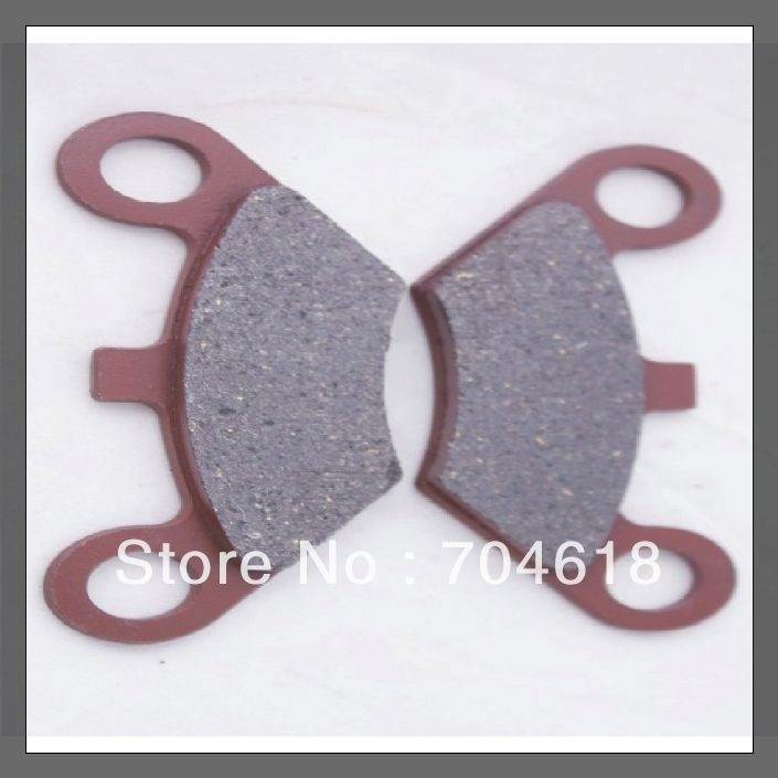 Front brake pads for cfmoto 500cc engines utv atv 500 4x4 buggy sand buggy4-wheel motorcycle Front brake pads(China (Mainland))