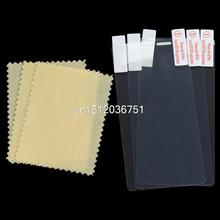 For Sony Xperia M Dual C1905 C1904 C2004 C2005 Clear screen protector Clear Screen Protective Film Screen Guard Wholesale