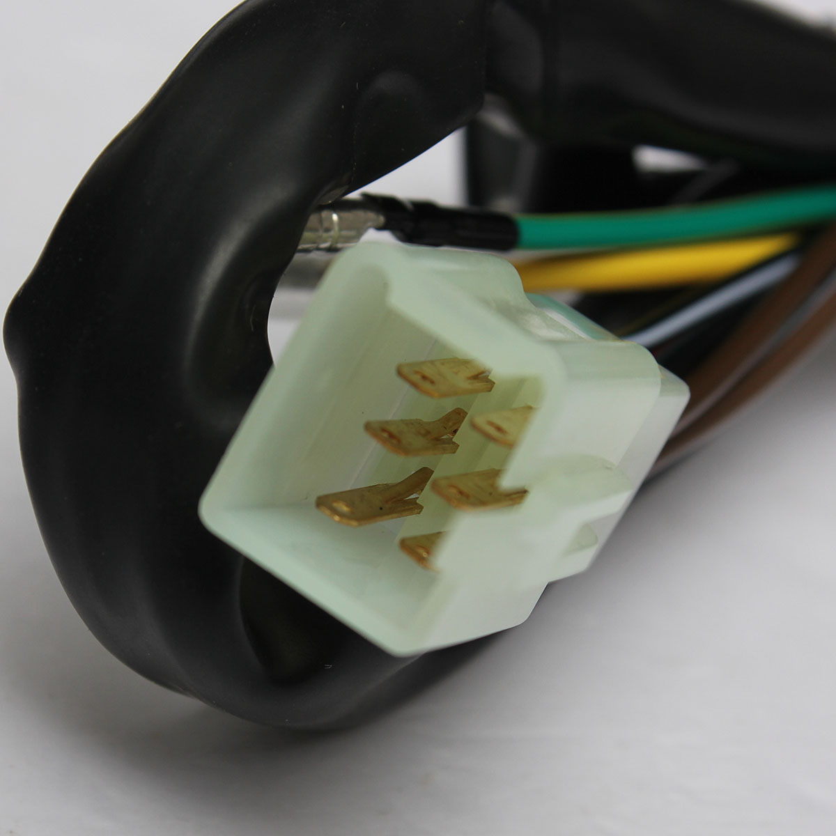 Audew мотоцикл 7/8 дюйм звукового сигнала электрический переключатель 12 в постоянного тока для suzuki