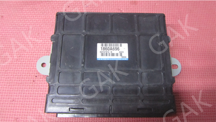 Mitsubishi Engine ECU Engine Control Computer 1860A696/E6T47872(China (Mainland))