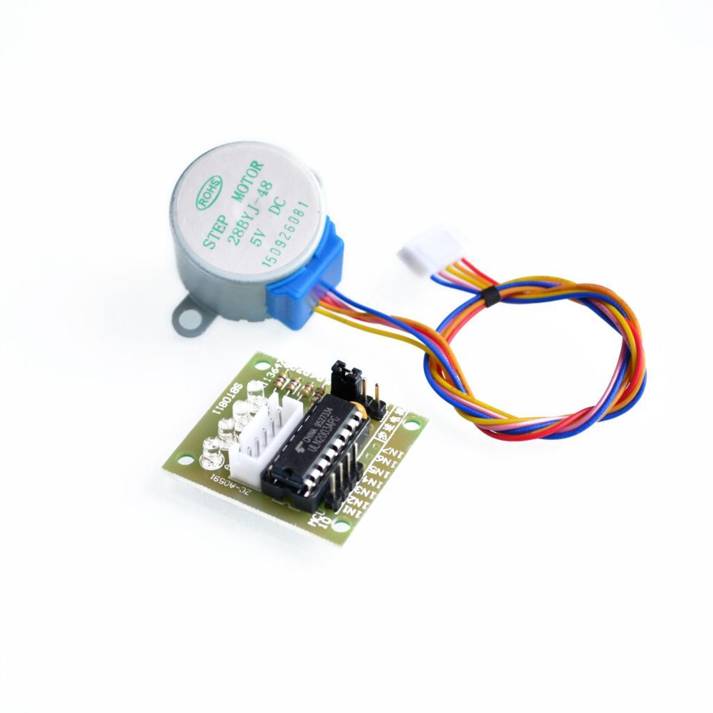 Smart electronics byj v phase dc gear stepper