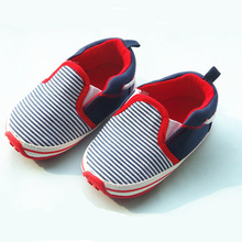 Baby Shoes Boy Girl Kids Canvas Sneakers Toddler Shoes First walkers(China (Mainland))