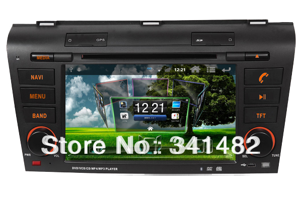 Android CAR DVD PLAYER WITH GPS FOR MAZDA 3 2004-2009 Navigation Radio Bluetooth PIP TV Free Maps - Shenzhen TomTop E-commerce Technology Co., Ltd. store