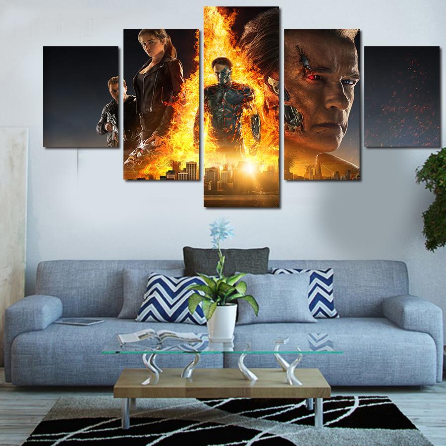 Pop art schilderijen voor koop promotie winkel voor promoties pop art schilderijen voor koop op - Idee schilderij living ...