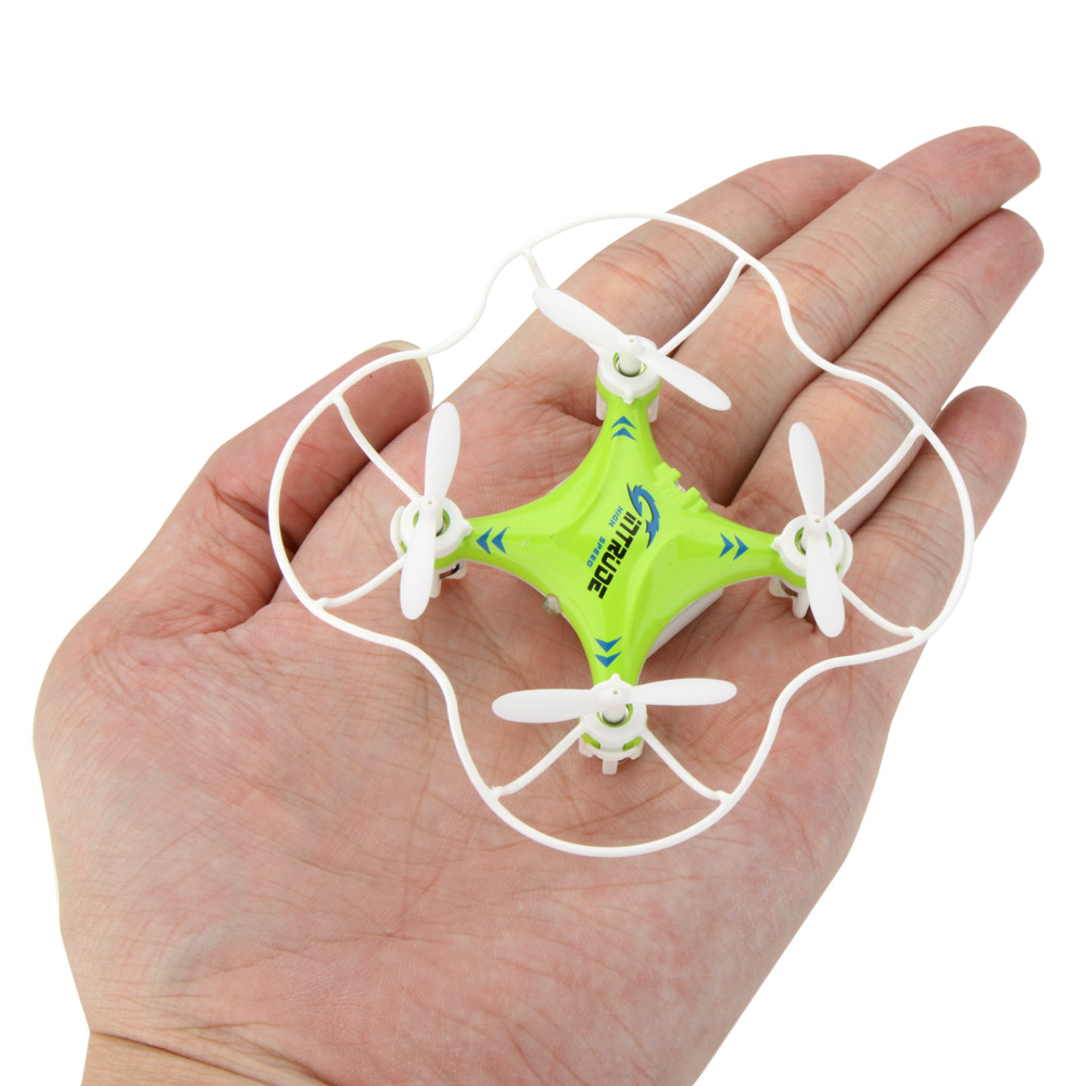 100% NEW RC Mini quadrocopter Toy M9912 X6 2.4G 4CH 6-axis Gyro drone helicoptero dron toys(China (Mainland))