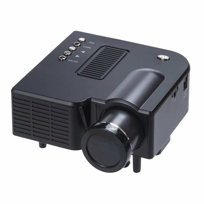 Uc28 portable mini projector multimedia cinema theater uc for Mini digital projector