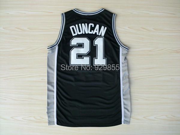 San Antonio #21 Tim Duncan Jersey / #9 Tony Parker Jersey / Manu Ginobili #20 / Kawhi Leonard #2 MVP Basketball Jerseys(China (Mainland))