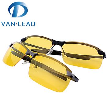 Polarized Sunglasses for Men Driver Night Vision male Glasses 2016 New Fashion Classic Designer Sun Summer Alloy Cheap Best
