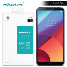 Buy Nillkin 9H Amazing Anti-Explosion Tempered Glass Screen Protector lg g6 screen protector (5.7 inch) Free g6 lg for $7.99 in AliExpress store