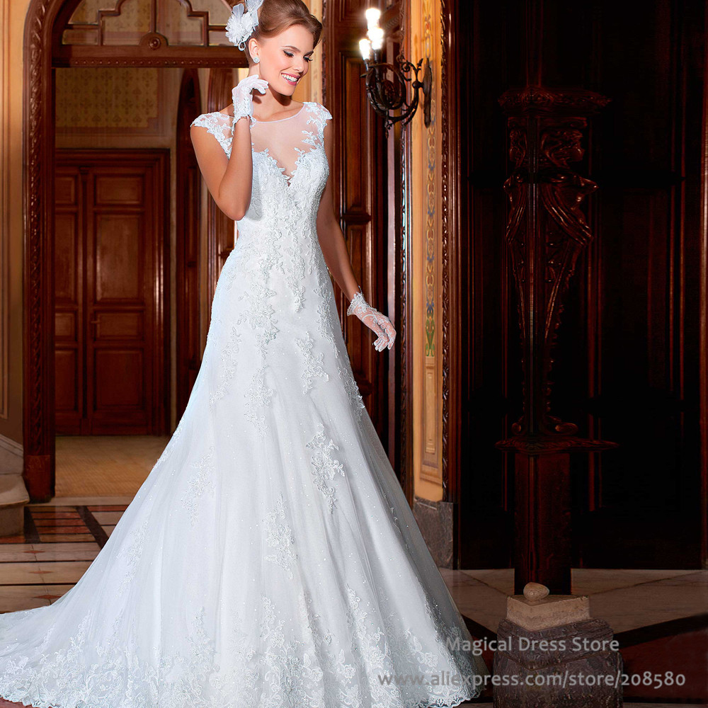 Wedding Gowns Discount Prices - Overlay Wedding Dresses