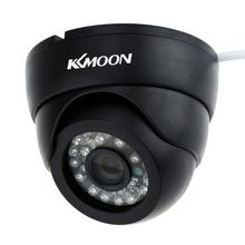 Cctv 800tvl indoor 24 led grandangolare ir colore security dome telecamera di sorveglianza(China (Mainland))