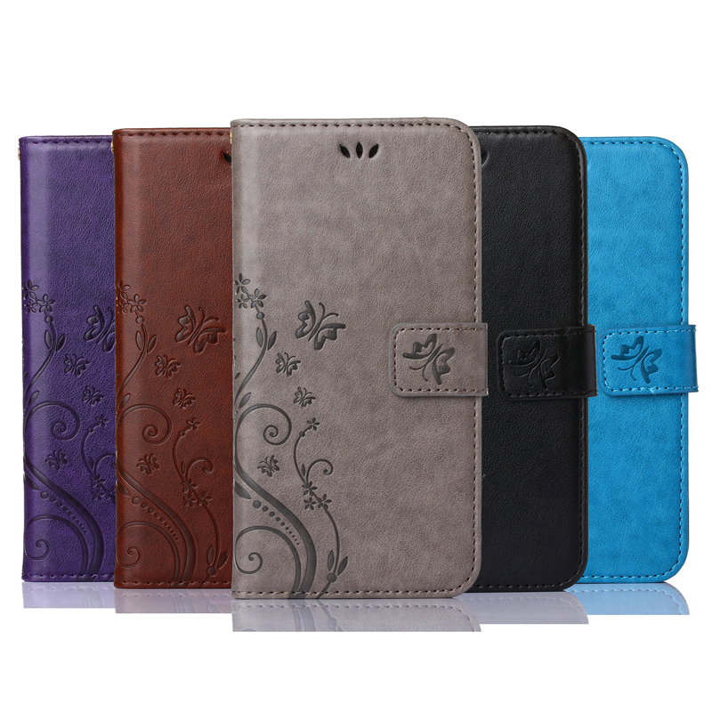 Luxury Retro Flip Case Sony Xperia Z3 Leather + Soft Silicon Wallet Stand Cover L55T D6603 D6643 phone Coque  -  JYERAECOM Store store