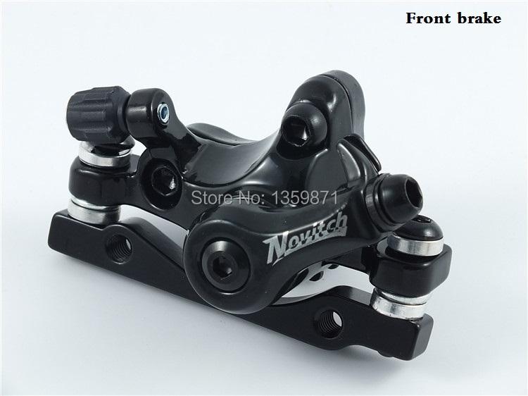 Велосипедные тормоза DELT MTB 26/27 160 dl-015