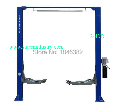 QJ-Y-2-40D Electrical 2 post Car Auto Lifts(China (Mainland))