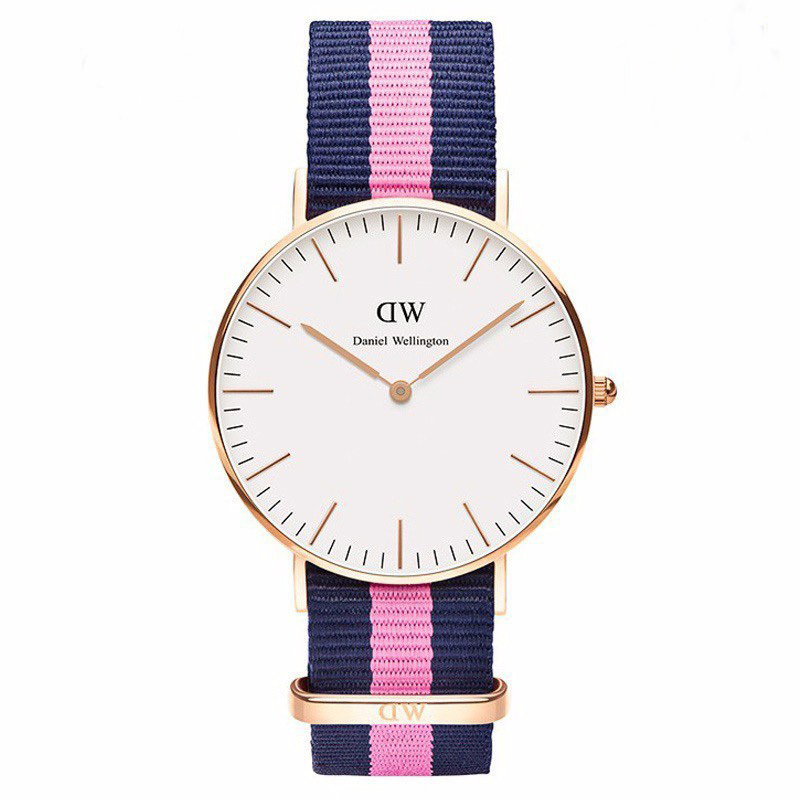 free shipping 2015 Daniel Wellington luxury fashion brand watches Relojes De Marca Men Women quartz watch