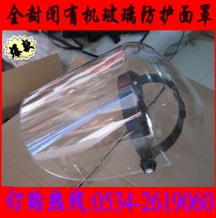 Full face shield protective mask transparent face mask headset mask(China (Mainland))