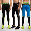 Vansydical Sport Pants Compression Tights Running Leggings Men Joggers Fitness Leggings Gym Clothing Athletic Pants Top