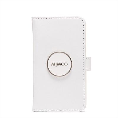 Бесплатная доставка mimčo MIMPOUCH FLIPCASE для IPHONE 6 IPHONE 6 S белых женщин ...