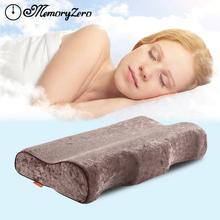 MemoryZero lucky cloud pillowcover bed wedge pillow memory foam pillow neck pillow health care massage bed sleeping pillow(China (Mainland))