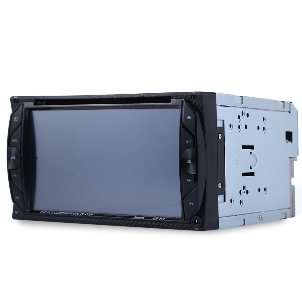 2016 NEW 6.2 Inch Universal Bluetooth V3.0 Auto Radio 2 Din 32GB Car DVD Player In-dash Stereo Video Mic FM Radio USB/SD MP3/MP4(China (Mainland))