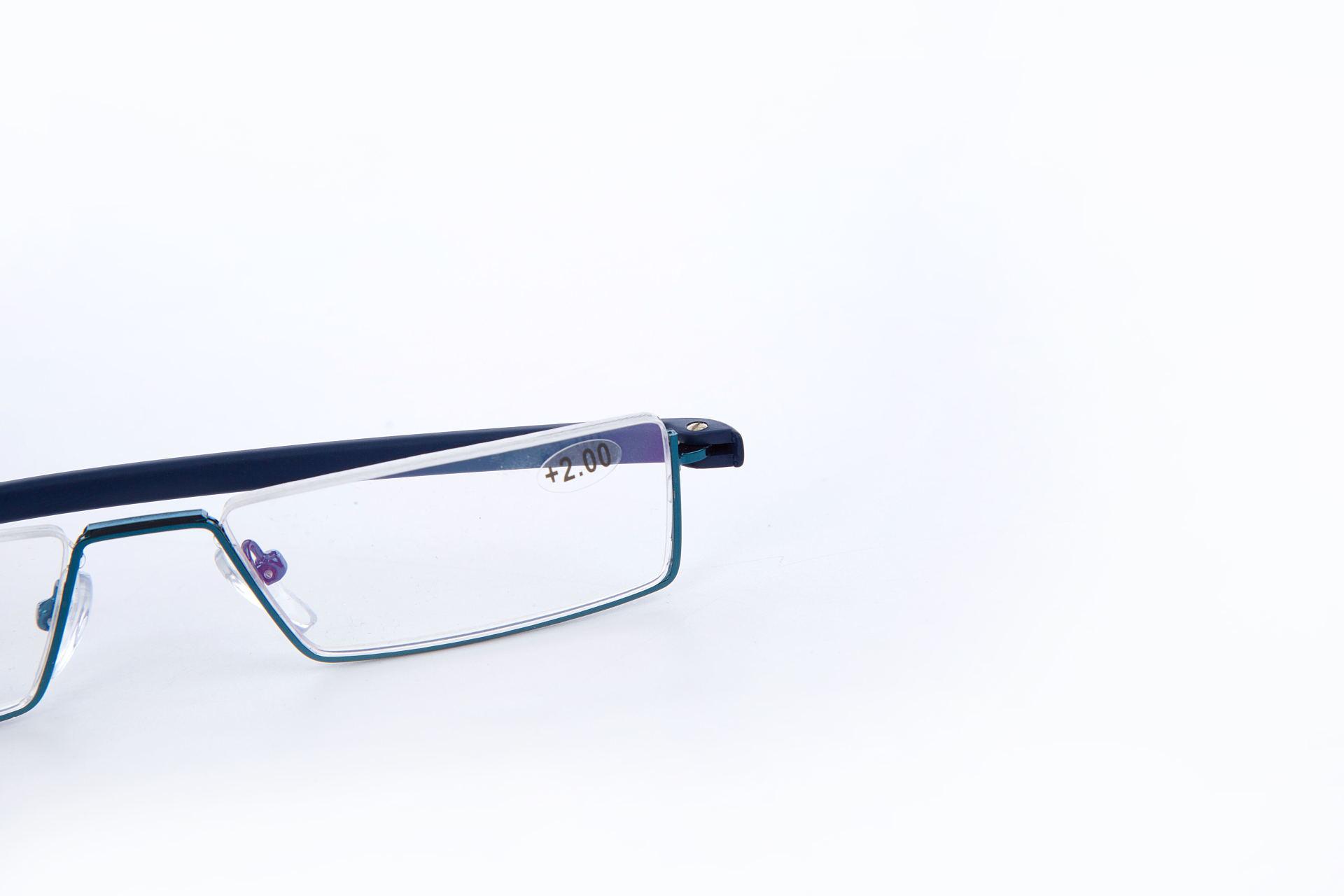 High Quality Box Free Slim Reading Glasses Men Women Point For Men's Women's For Read Titianium Tr90 1.0 2.0 1.5 2.5 3.0 3.5 4.0